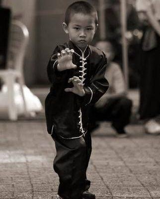 Wushu Kids